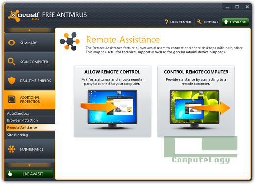 Avast Antivirus 7 Free With Compatible Install & Remote Assitanc